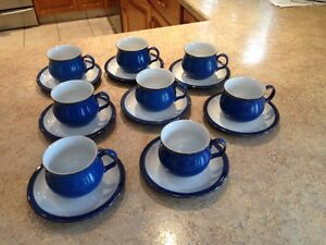 Denby (midnight blue) cups