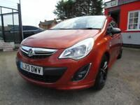 2013 Vauxhall Corsa 1.2 Limited Edition 3dr, 12 months mot,Warranty,Px welcom...