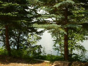 Waterfront property - Lake Vernon For Rent