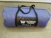 Outdoor works Horizon 5  tent