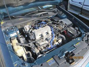 2003 Chevrolet Cavalier grey cloth Sedan Regina Regina Area image 9