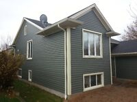 Siding, Window and eavestrough sales and installs