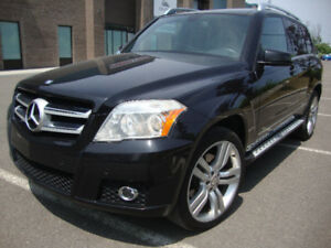 2011 Mercedes-Benz GLK350  $ 11,500 4MATIC 157,697 Km Toit, 20""