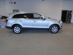 2009 AUDI Q7 LUXURY SUV! 7 PASS! ONLY 105,000KMS! ONLY $20,900!