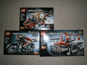 VERY RARE Lego Technic Sets For Sale (Brand New In Box)