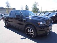 2008 Supercharged F150 Supersnake
