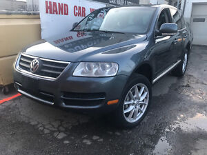 2007 Volkswagen Touareg Fully loaded SUV, Crossover