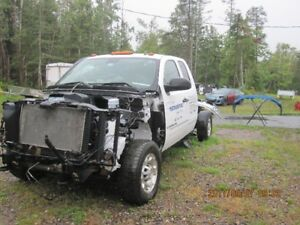 2008 gmc 2500 hd  for parts gaz 6 liter