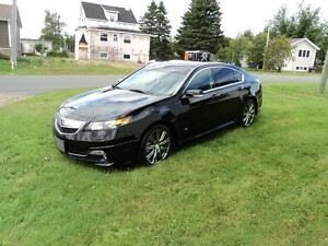 2014 ACURA TL - SH/AWD EDITION SPECIAL A-SPEC