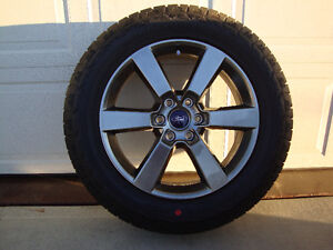 """NEW FORD 20"""" FACTORY WHEELS/HANKOOK A/T TIRES  $2250/SET!"""