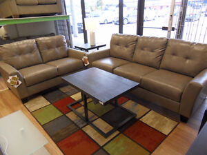 SOLD - Brand New Ashley Furniture Sofa and Love Seat - SOLD
