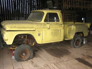 64 project truck