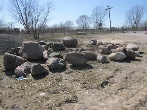 Granite Rocks - Granite Boulders - Landscape Rocks London Ontario image 9