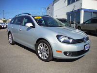 2011 Volkswagen Golf Highline Wagon