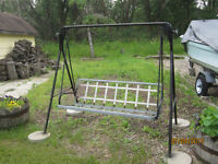 Swing outdoor for sale