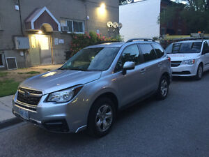 2017 Subaru Forester 2.5i  SUV, Crossover ,,, Great Car For Uber