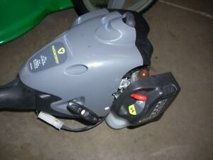 Yardworks 25CC Gas Grass Trimmer used 4 times