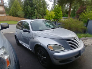 2003 Chrysler PT Cruiser 4cyl 2.4L FI Turbo