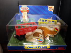 Thomas and Friends Circus Train
