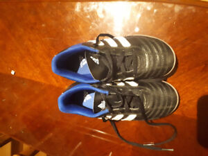 Child's Adidas Indoor Soccer Cleats