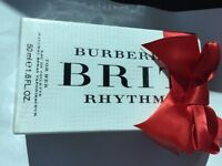 Brand new, never opened Burberry Brit Rhythm