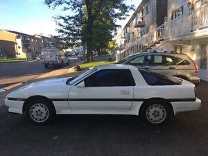 1986 Toyota Supra Coupe (2 door)