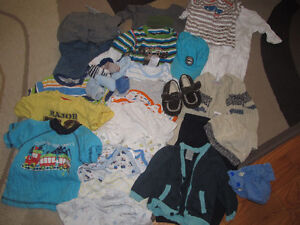 Boys clothing 6-12 months!