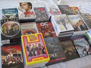 The Office, Dexter, Breaking Bad etc.  DVD's : $1 and up