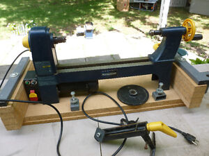 "37"" Mini copy lathe"