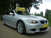 BMW 320 2.0TD 2009 /09 d M Sport 1 OWNER FROM NEW