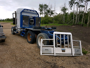2007 Kenworth parts truck with rig up