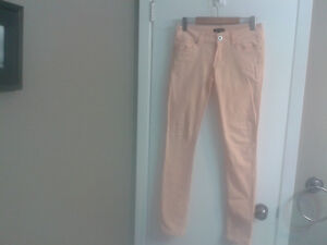 Women's Coloured Jeans and Shorts