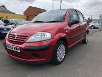 Citroen C3 1.4i 2004, Desire, MOT MAY 2019, X2 KEYS , DRIVES GREAT