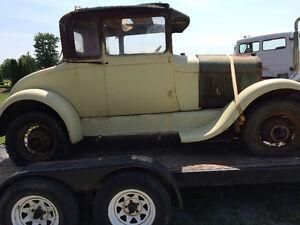 1929 ford rumbel seat