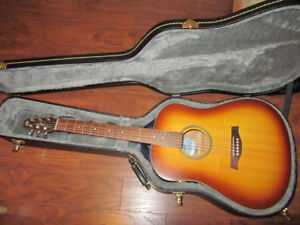 SEAGULL  -  ACOUSTIC -  ELECTRIC - GUITAR
