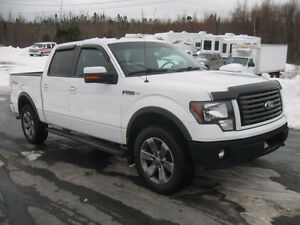 EXCELLENT,Fully Loaded 2011 Ford F150 FX4, 4x4
