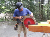 Carpentry services available
