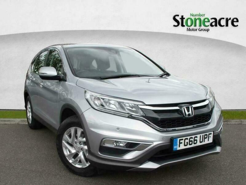 2016 Honda CR-V 1 6 i-DTEC SE SUV 5dr Diesel Manual 2WD (Honda Connect) |  in Chesterfield, Derbyshire | Gumtree