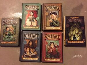 The SpiderWick Chronicles - collection