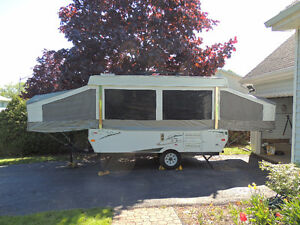 2008 Forest River Palomino Tent Trailer