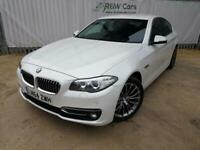 2014 BMW 5 Series 2.0 520D LUXURY 4d 188 BHP Saloon Diesel Automatic
