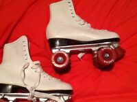 Ladies size 6 Sacha roller boots