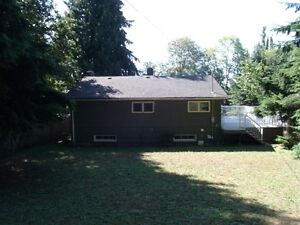 Unfurnished room in quiet, comfortable house (Burnaby 100 bus)