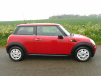 MINI HATCH 1.4 FIRST 3DR CHILI RED - IDEAL 1ST CAR - LOW INSURANCE - ECONOMICAL