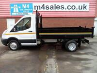 Ford Transit tipper new shape s/c