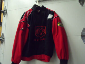 DODGE   Race Jacket  Kahne 9 Men's Large
