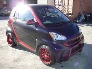 2012 Smart Fortwo Brabus Coupé (2 portes)