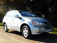 Ssangyong Kyron 2.0TD S MERCEDES DIESEL ENGINE