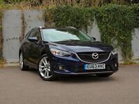 Mazda Mazda6 D SPORT NAV DIESEL MANUAL 2013/63