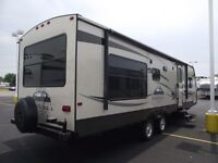Trailer and Motorhome rentals